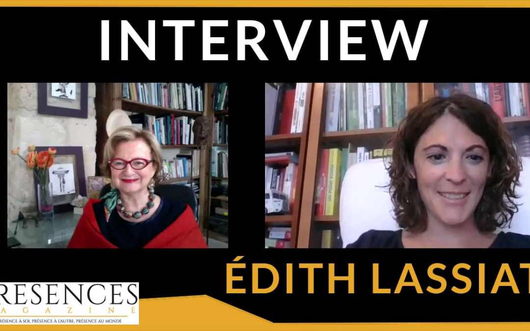 Interview d'Edith Lassiat