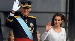 Felipe IV y Letizia, reyes de España. (Foto/Suministrada)