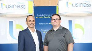 Antonio Llona y Greg Luhman en el Tech Summit Puerto Rico  2016. (Foto/Suministrada)