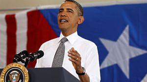 Barack Obama, presidente de Estados Unidos.  (Foto/Suministrada)