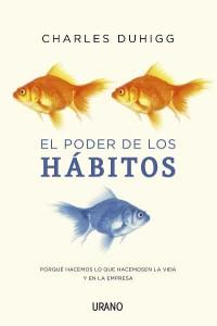 """Portada del libro """"El poder de los hábitos"""""""