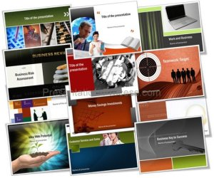 PowerPoint Title Set