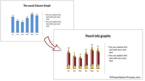 creative-powerpoint-column-chart-makeover