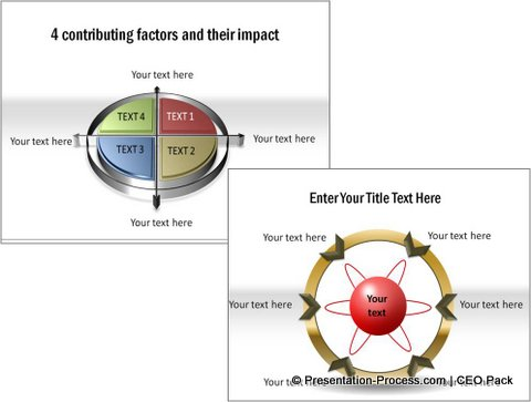 Creative Wheel Diagrams from CEO Pack