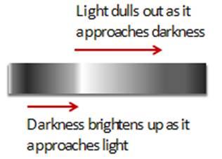 Dark Light Hues