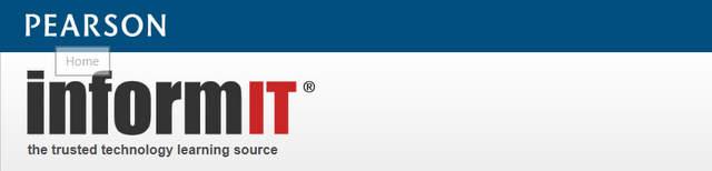 Informit website logo