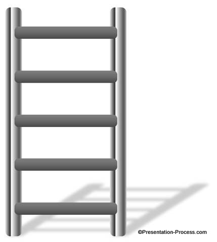 Ladder Diagram in PowerPoint Tutorial