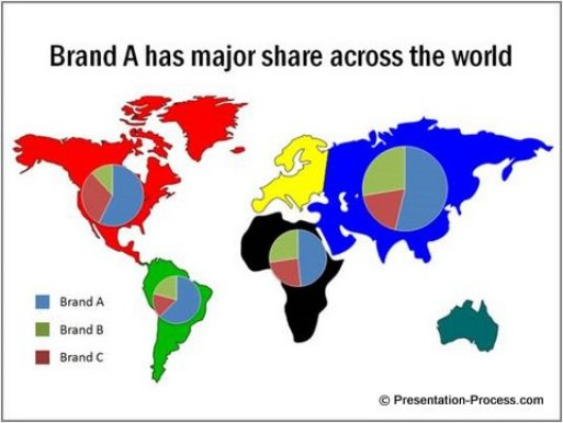 Data Presentation Map Image