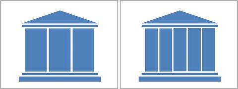 Multiple Pillar Diagrams