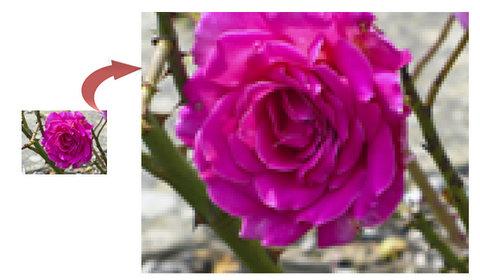 Pixelated PowerPoint Photo Animation