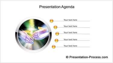Handshake Presentation Agenda