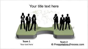 PowerPoint People Bridge