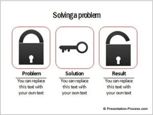 PowerPoint Lock and Key Concept Tutorial