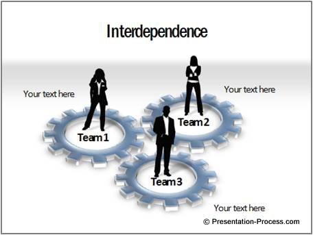 PowerPoint Gear Templates