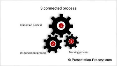 PowerPoint Agenda Gears