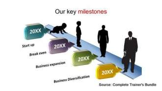 PowerPoint Growth Diagram