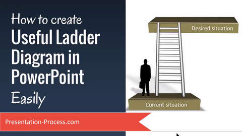 Amazing ladder diagram in powerpoint ccuart Images
