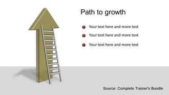 PowerPoint Levels Ladder