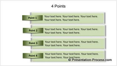 4 Labelled Points