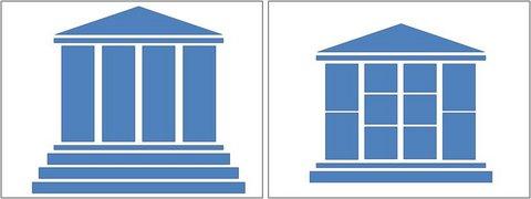 Pillar Diagram Variation
