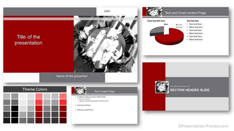 Teamwork Title Slide PowerPoint