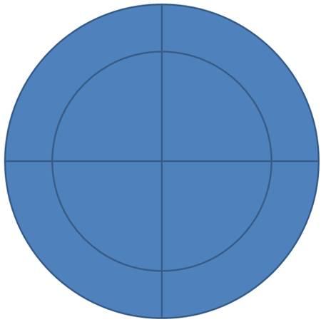 PowerPoint Wheel Basic