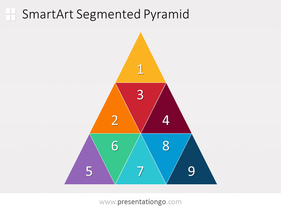 Free Powerpoint Templates About Smartart Presentationgo Com