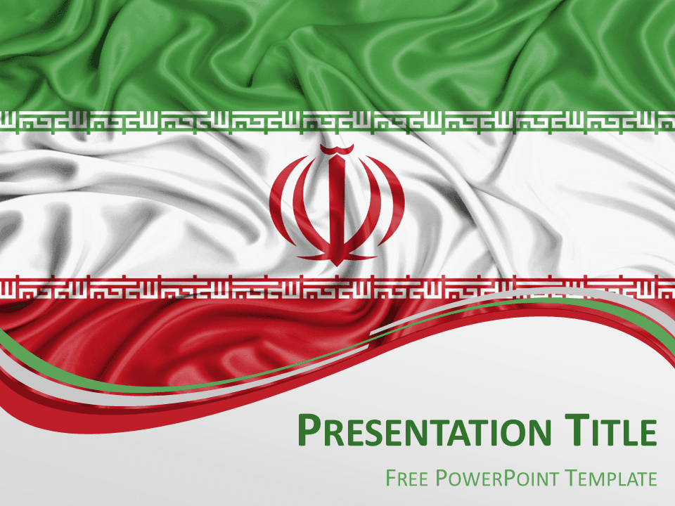 Free Powerpoint Templates About Persian Gulf