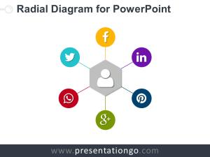Free Hexagons PowerPoint Templates  PresentationGo