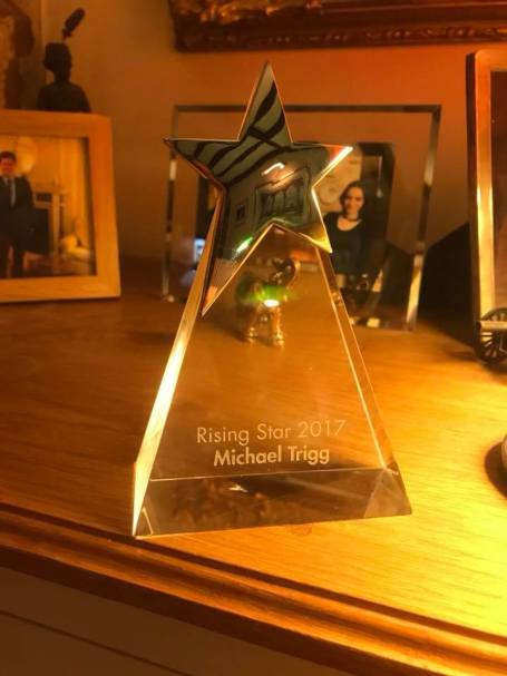 Rising Star 2017 Award