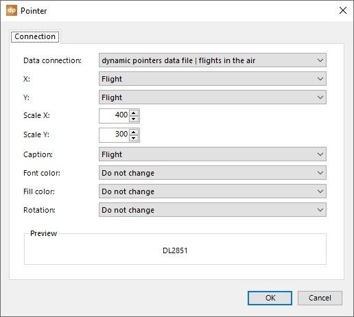 pointer properties and bindings