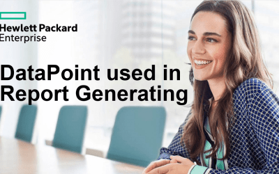 Report Generating Using PowerPoint Case Study – HPE