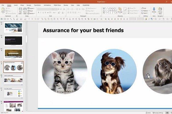 Masterclass in PowerPoint Design