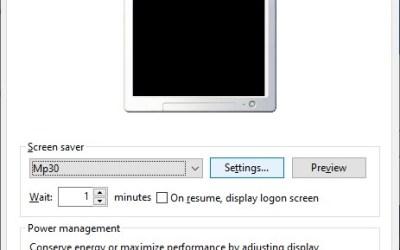 How to Create a Corporate Screen Saver