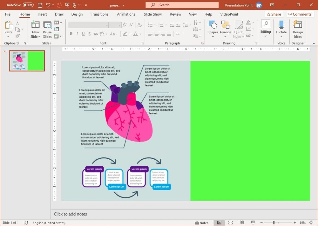 how does videopoint works within powerpoint
