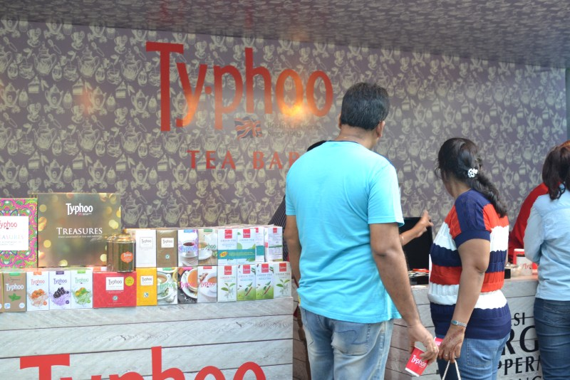 Typhoo Stall in India Story, Swabhumi