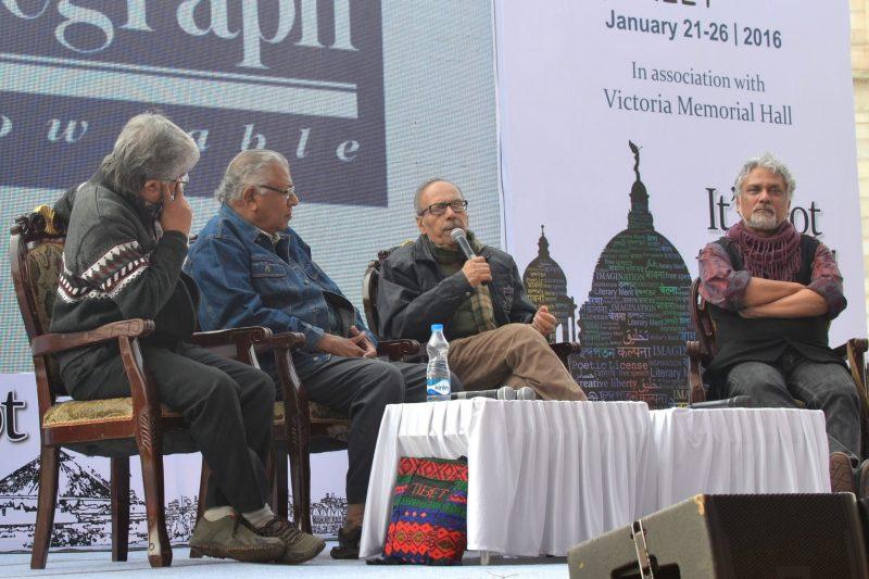 Swapnamoy Chakrabarty, Samaresh Majumdar, Shirshendu Mukhopadhyay, and Kunal Basu