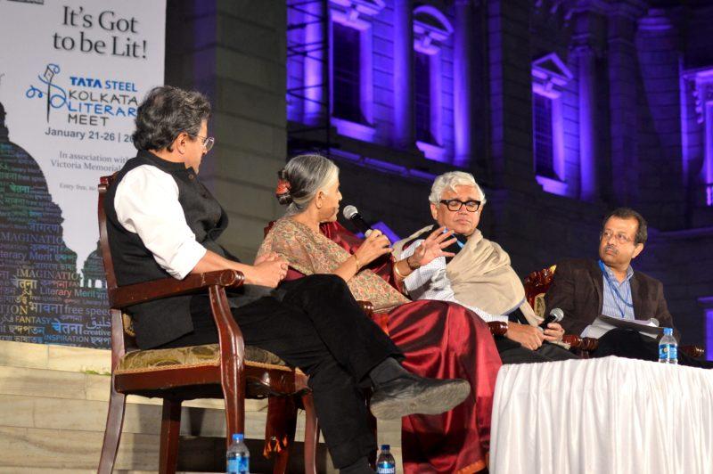 Mukul Kesavan, Supriya Chaudhuri, Amitav Ghosh