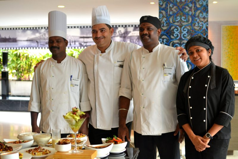 chefs at park plaza