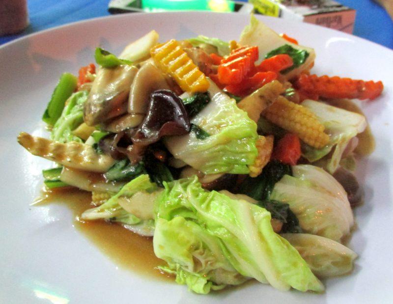 Charina Stir fried vegetables