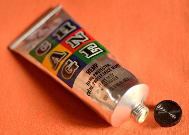 The Body Shop dry skin cream