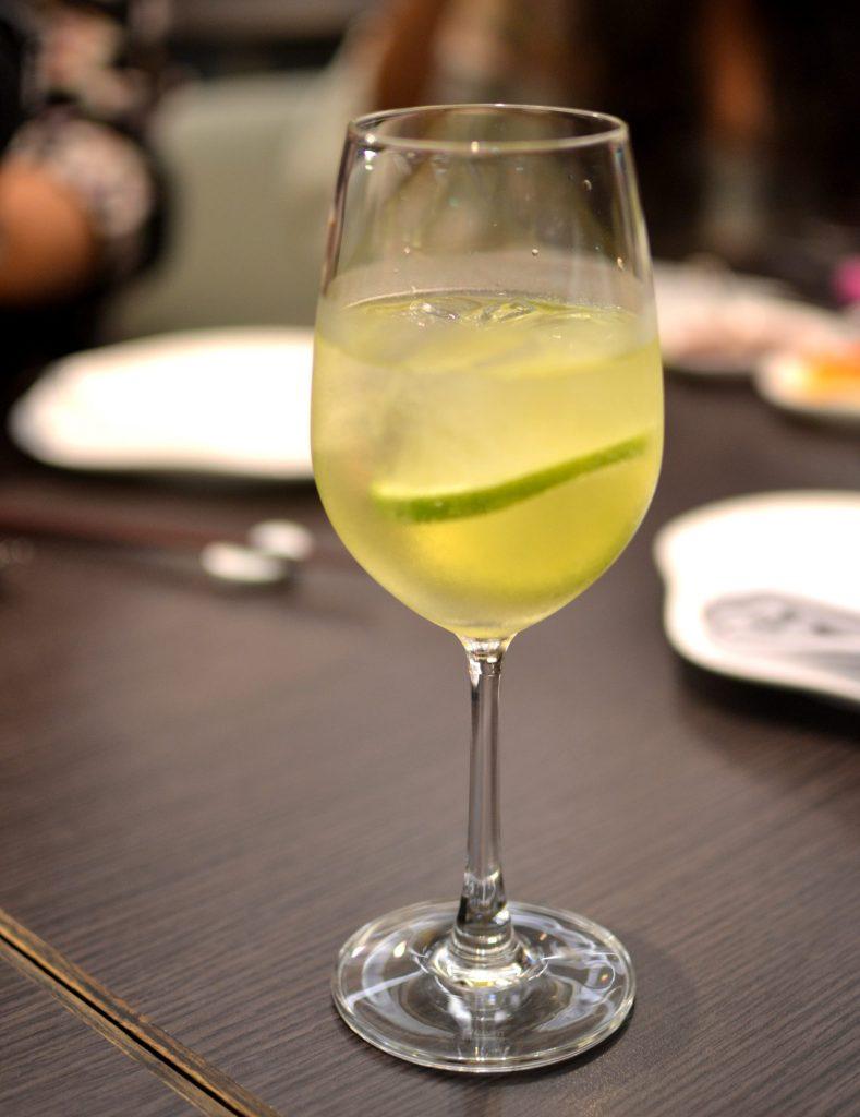 citrus spritz