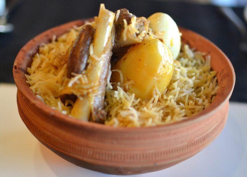Special Mutton Biryani
