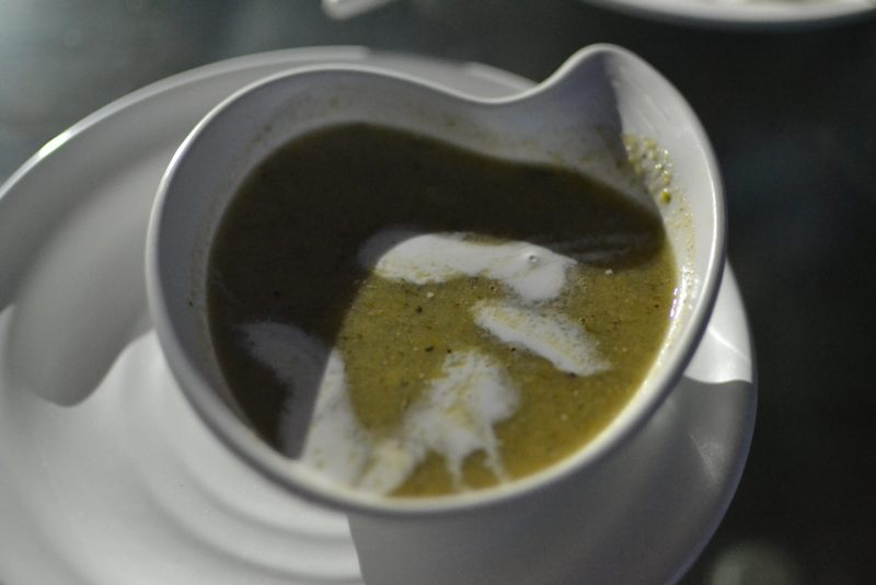 roasted chicken cream corn chowder soup