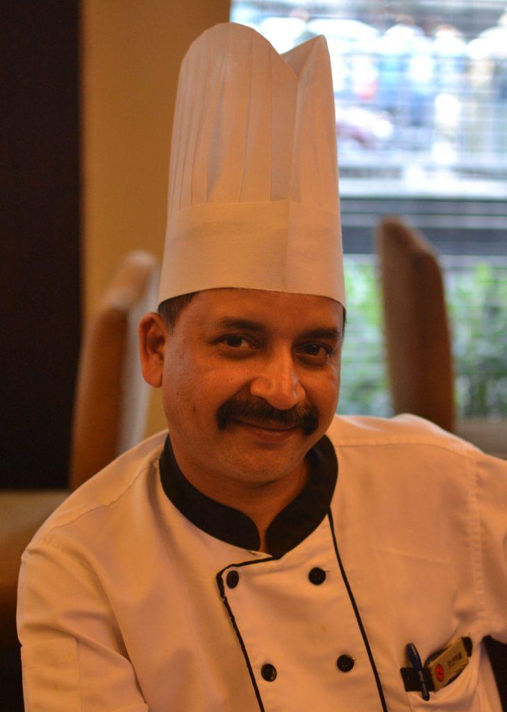 Chef Rupam