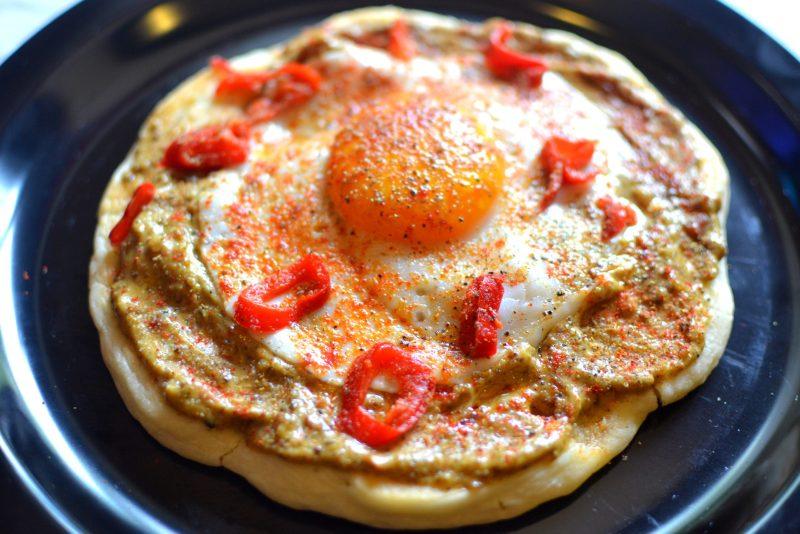 Hasher Dimer Pancake