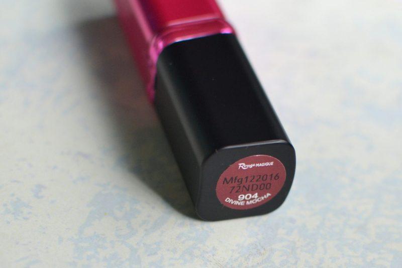 L'Oreal Paris Rouge Magique Lipstick divine mocha