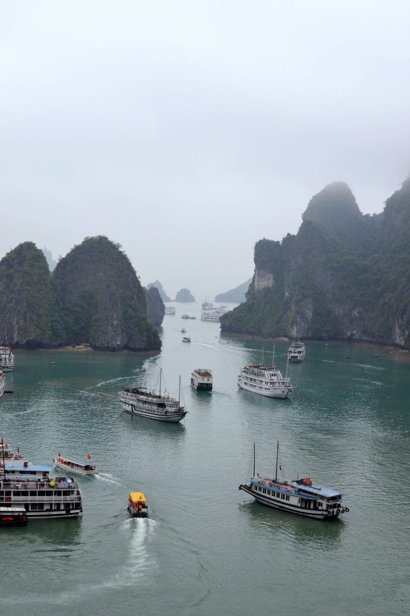Halong Bay Sights