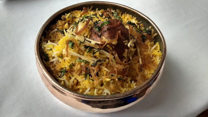 Guchhi Yakhni Pulao