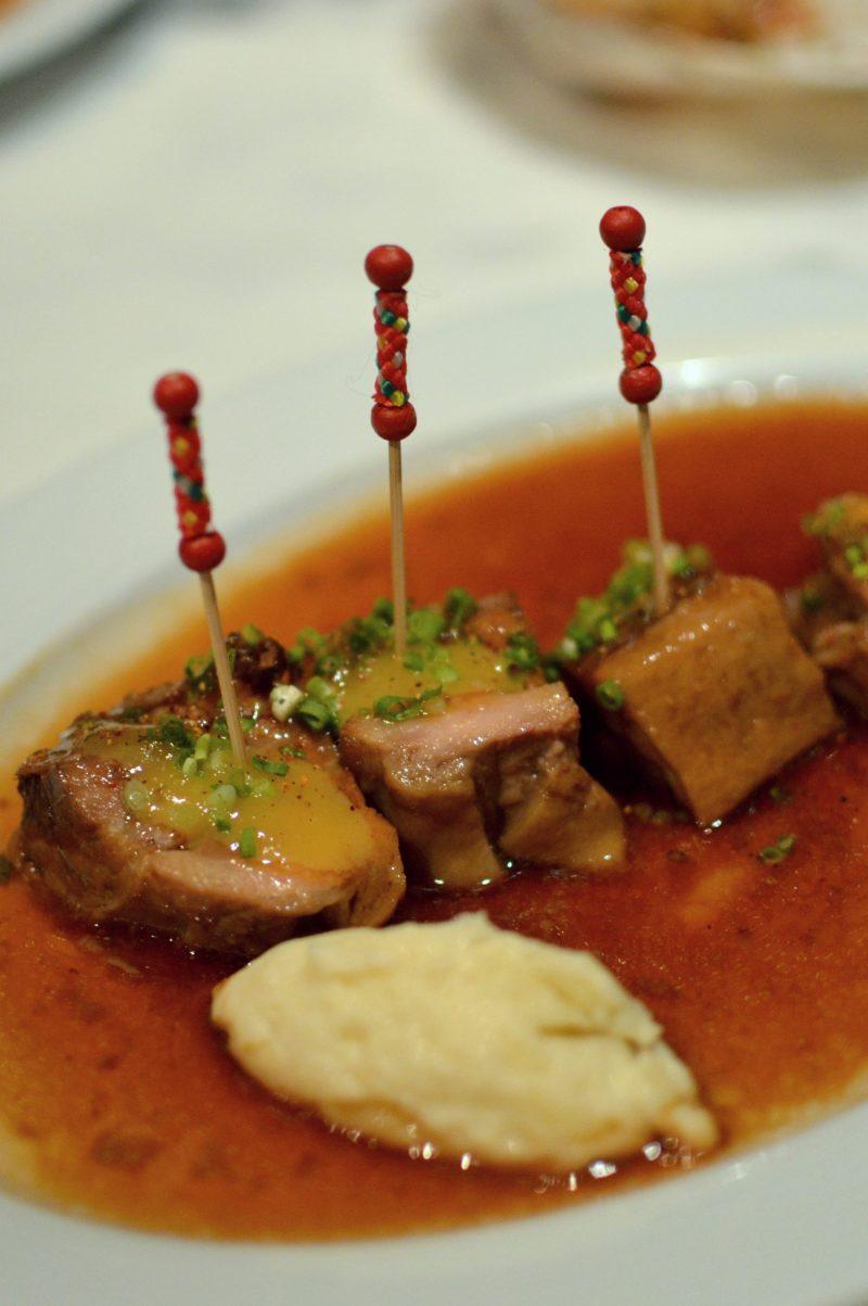 Aburi Pork Kakuni